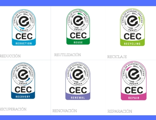 EDUCA Association starts to certify companies developing circular economy practices